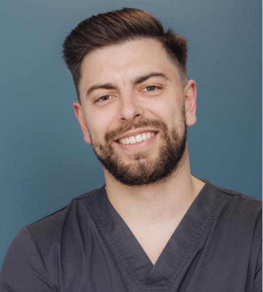 Paul Salagean @ clinica stomatologica Bonjour Dental Cluj